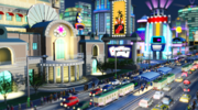 SimCity Casino Town