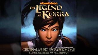 An Impossible Crime - The Legend of Korra OST
