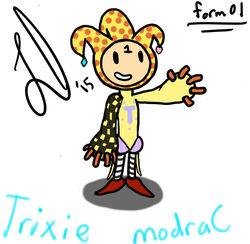 Trixie form 01