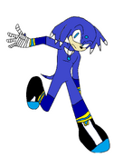 Kay the echidna old
