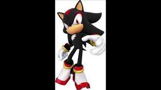 Sonic The Hedgehog (2020) - Shadow The Hedgehog Unused Voice Sound