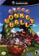 Super Monkey Ball Coverart