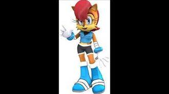 Sonic Boom Video Game - Princess Sally Acorn Voice