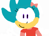 Adeline The Hedgehog