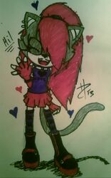 Cute Gothic Crymson