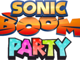 Sonic Boom Party