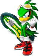 Sonic Legacy Jet