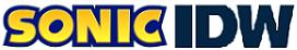 Sonic IDW logo