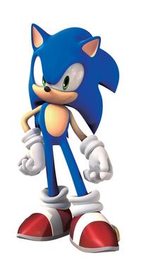 Mobius Adventures Sonic