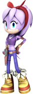 Sonic Legacy Perci