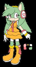 Clover the Hedgehog