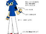 Sonic The Hedgehog (New Original Design)