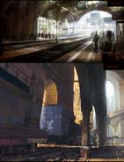 Station Squarre Concept