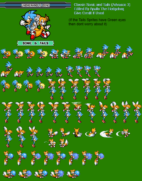 ray the flying squirrel sprites