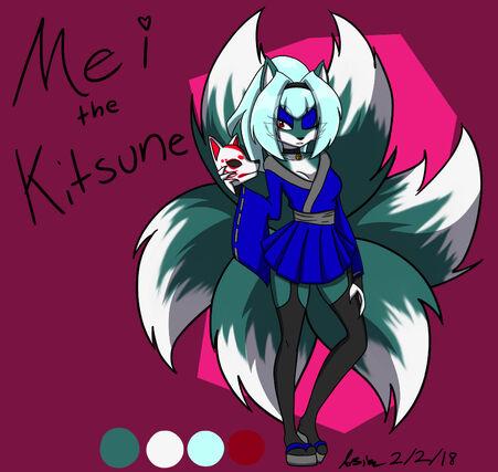 Mei the Kitsune
