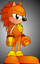 Scorch the Hedgehog