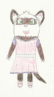 Rita the Ferret