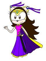 Queen Maureen the Hedgehog