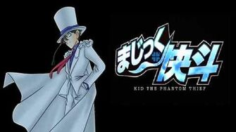 Magic Kaito - Kid the Phantom Thief Theme