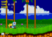 Jonic and Jacob in sonic 2