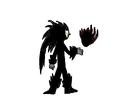 Dark Korrigash the Hedgehog