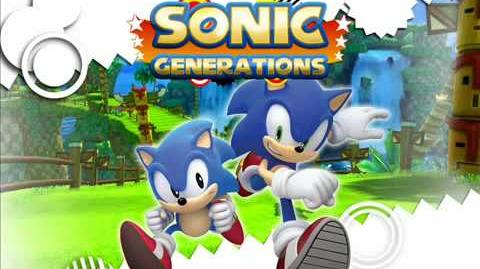 Sonic Generations 3DS OST - Big Arm Cash Cash Remix Feat