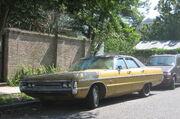 1971 Plymouth Fury