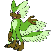 Razor the Raptor Naked 2