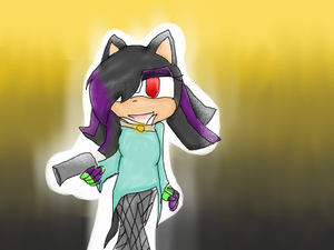 Rhianna the Hedgehog