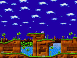Green Hill Zone BG by InsaneSonikkuFan
