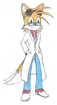 """Miles """"Tails"""" Prower (CFC)"""