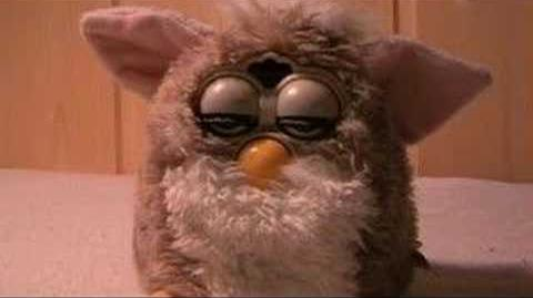 Our Furby has Freaked out Episode 2