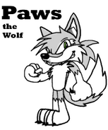 Paws-the-Wolf