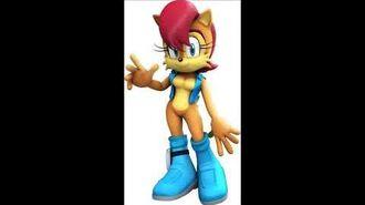 Sonic The Hedgehog (2020) - Princess Sally Acorn Unused Voice Sound