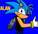 Alan the Hedgehog