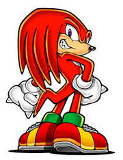 Knuckles Character