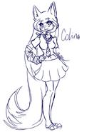 Colina sketch