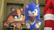 Sonic and Sticks 1