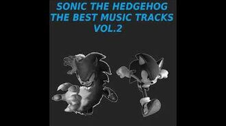 Sonic the Hedgehog The Best Music Tracks Vol 2