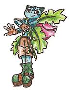Vinnie the Ivysaur