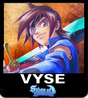Vyse unlcoked