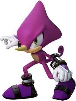 Espio The Chameleon Marshalia13 S Universe Sonic Fanon Wiki Fandom