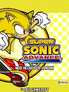 Super Sonic Advance | Sonic Fanon Wiki | FANDOM powered by Wikia