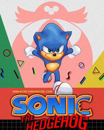 Sonic The Hedgehog 2020 Game Sonic Fanon Wiki Fandom