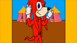 Knuckles Portrait