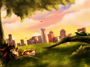 Sonic Shattered World Story Concept 05