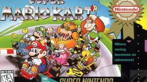 Super Mario Kart Music - Race Start