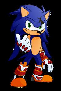 Scythe the Hedgehog Arclight
