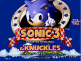 Sonic 3 & Knuckles: Painto edition
