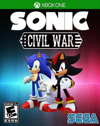 Sonic The Hedgehog The Civil War Sonic Fanon Wiki Fandom